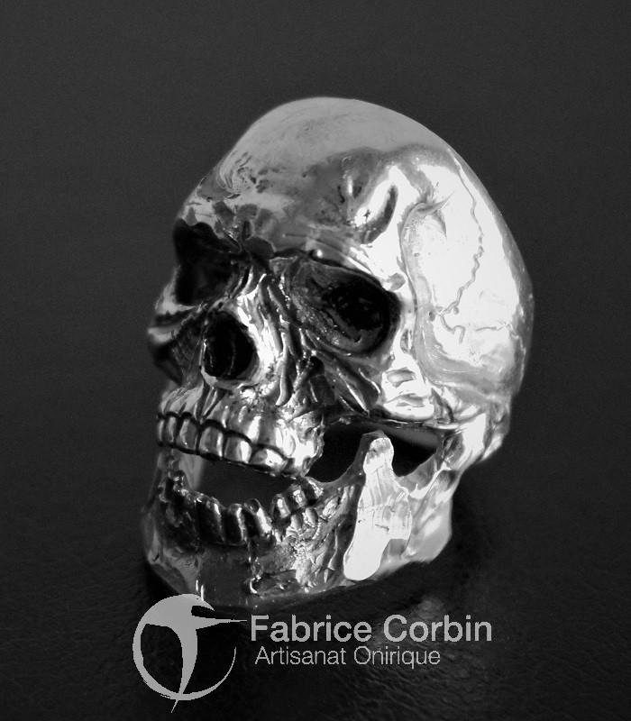 """Bague skull """"Sans Nom"""""""